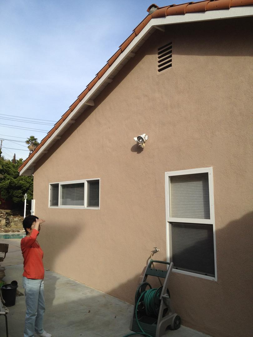 EXTERIOR PAINTING Los Angeles 08