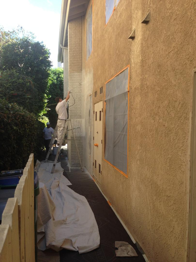 EXTERIOR PAINTING Los Angeles 23